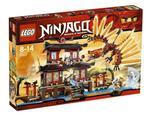 Lego 2507 Ninjago Templo Del Fuego