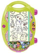 Arts & Crafts Light Box Dora La Exploradora