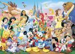 Puzzle El Maravilloso Mundo De Disney 1000 Piezas