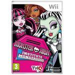 Monster High: Instituto Monstruoso Wii