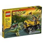 Lego Dino La Persecución Del Velociraptor