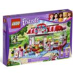 Lego Friends El Café Del Parque