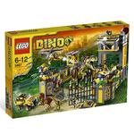 Lego Dino Cuartel General De Defensa Jurásica