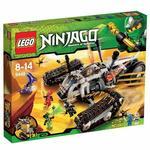 Lego Ninjago Vehículo De Asalto Ultrasónico