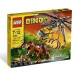 Lego Dino A La Caza Del Tiranosaurus Rex