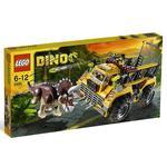 Lego Dino La Trampa Del Triceratops