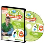 Dvd Súper Manualidades Vol. 1 Animal Show