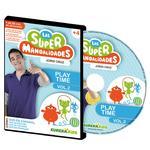 Dvd Súper Manualidades Vol. 2 Play Time