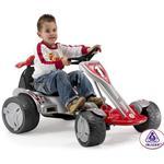 Kart Eléctrico De Grandes Ruedas- Big Wheels 12v Injusa