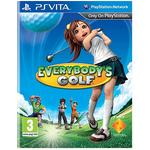 Everibody S Golf Ps Vita
