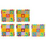 Alfombra Puzzle De Espuma Color2-1