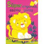 Super Enganxa,escriu I Pinta Idioma Catalán Todolibro