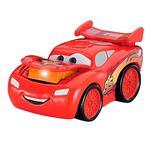 Fisher-price Disney Coche Cars 2 Con Luz – Rayo Mcqueen