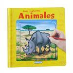 Juega Con Plantillas Animales (ed. En Español)
