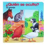 Quién Se Oculta En La Granja (ed. En Español)