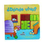 Dónde Vivo (ed. En Español)