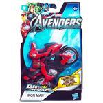 "Moto Iron Man ""los Vengadores"""