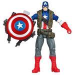 """Figura De Acción Marvel 9 Cm – Capitán América """"los Vengadores"""""""