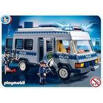 - Furgón De Policía – 4023 Playmobil-1