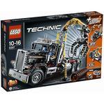 Lego Technic – Camión De Transporte De Troncos – 9397