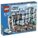 Lego City – Comisaría De Policía – 7498
