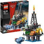 Lego Cars – Huida De La Plataforma Petrolífera – 9486-1