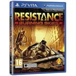 Resistance Burning Skies Ps Vita