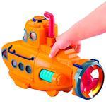 Imaginext – Súper Vehículo De Rescate – Submarino-1