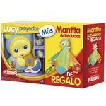 Pack Lucy Proyector + Mantita Playskool