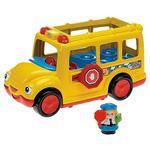 Vehículo Sonidos Sorpresa Little People – Autobús