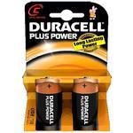 Pilas Duracell Plus Tipo C (lr-14)