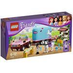 Lego Friends – El Remolque Del Caballo De Emma – 3186