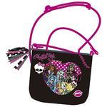Monster High – Bolsito Corazón En Fondo Negro