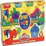 Play-doh 4 Botes + 4 Botes Regalo