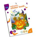 Halloween Sticker Book