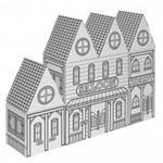 City Blocks Oeste/granja Villa Carton
