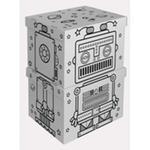 Caja Robot (set 2 Unidades) Villa Carton