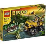 Lego Dino – La Persecución Del Raptor – 5884