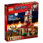 Lego Harry Potter – La Madriguera – 4840