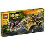 Lego – La Trampa Del Triceratops – 5885