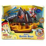 Fisher Price – Jake Y Los Piratas De Nunca Jamás – Barco De Batalla De Hook-1
