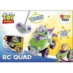 Radio Control Quad Espacial Toy Story
