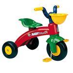 Triciclo Baby Con Cesta