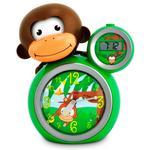 Reloj Aprende A Dormir Verde