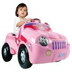 Coche Hello Kitty Injusa