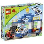 Comisaría De Policía Duplo Lego
