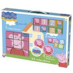 Kit Educativo Peppa Pig Cefa Toys