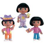 Muñecas Pequeña Dora La Exploradora Fisher Price