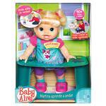 Muñeca Martina Aprende A Andar Baby Alive Hasbro
