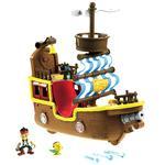 Barco Pirata De Bucky Jake Y Los Piratas De Nunca Jamás Fisher Price
